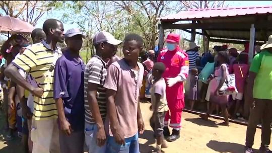 Moçambique registra mais de 500 casos de cólera após passagem do ciclone Idai