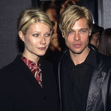 Gwyneth Paltrow e Brad Pitt (Foto: Reprodução)