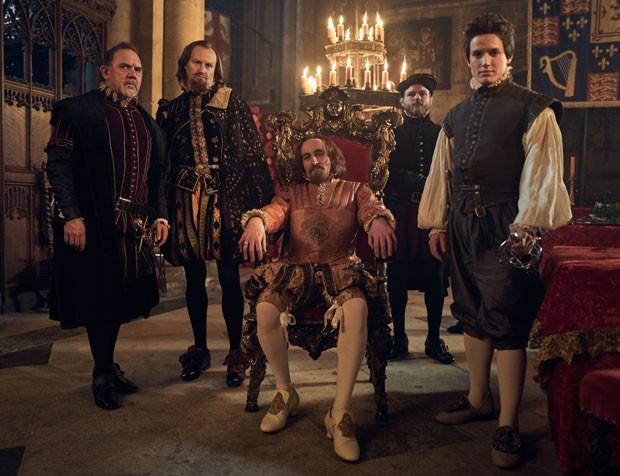 Parte do elenco de Gunpowder (Foto: Divulgação/AMC)