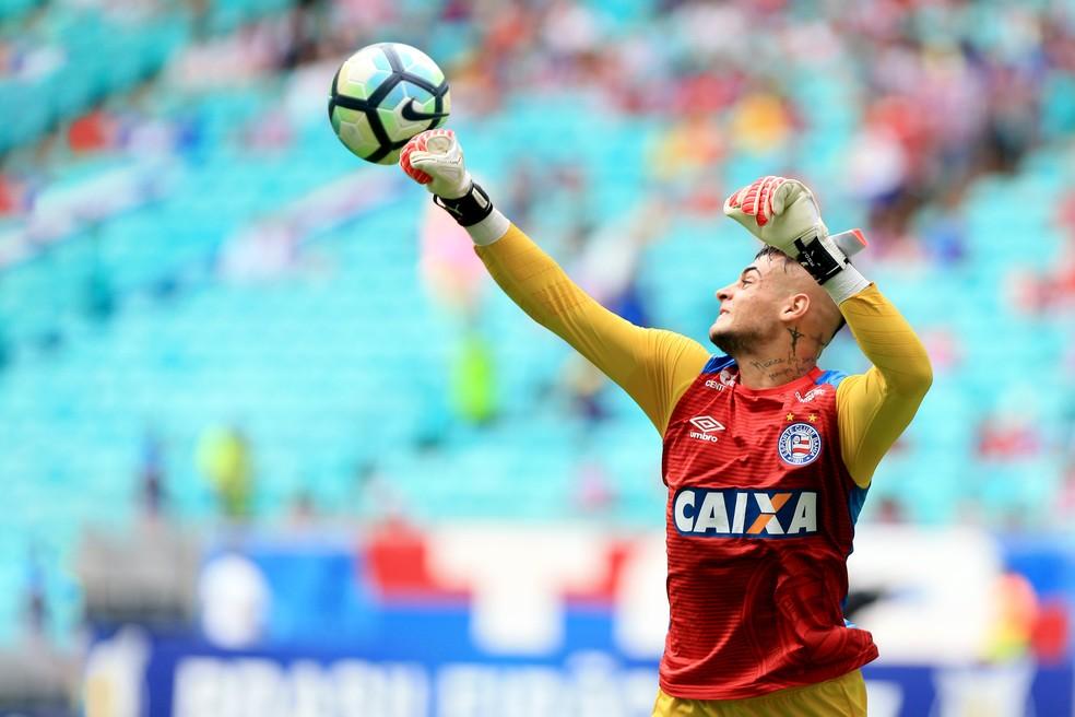 Jean despertou interesse do São Paulo (Foto: Felipe Oliveira/Divulgação/EC Bahia)