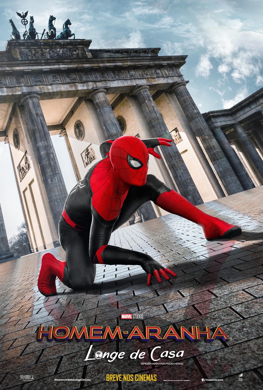 """Peter Park é interpretado por Tom Holland no filme """"Homem-Aranha"""": Longe de Casa"""" (Foto: Divulgação: Sony Pictures)"""