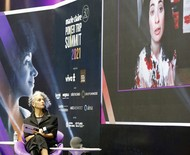 'Estou animada com o futuro do feminismo', diz Koa Beck