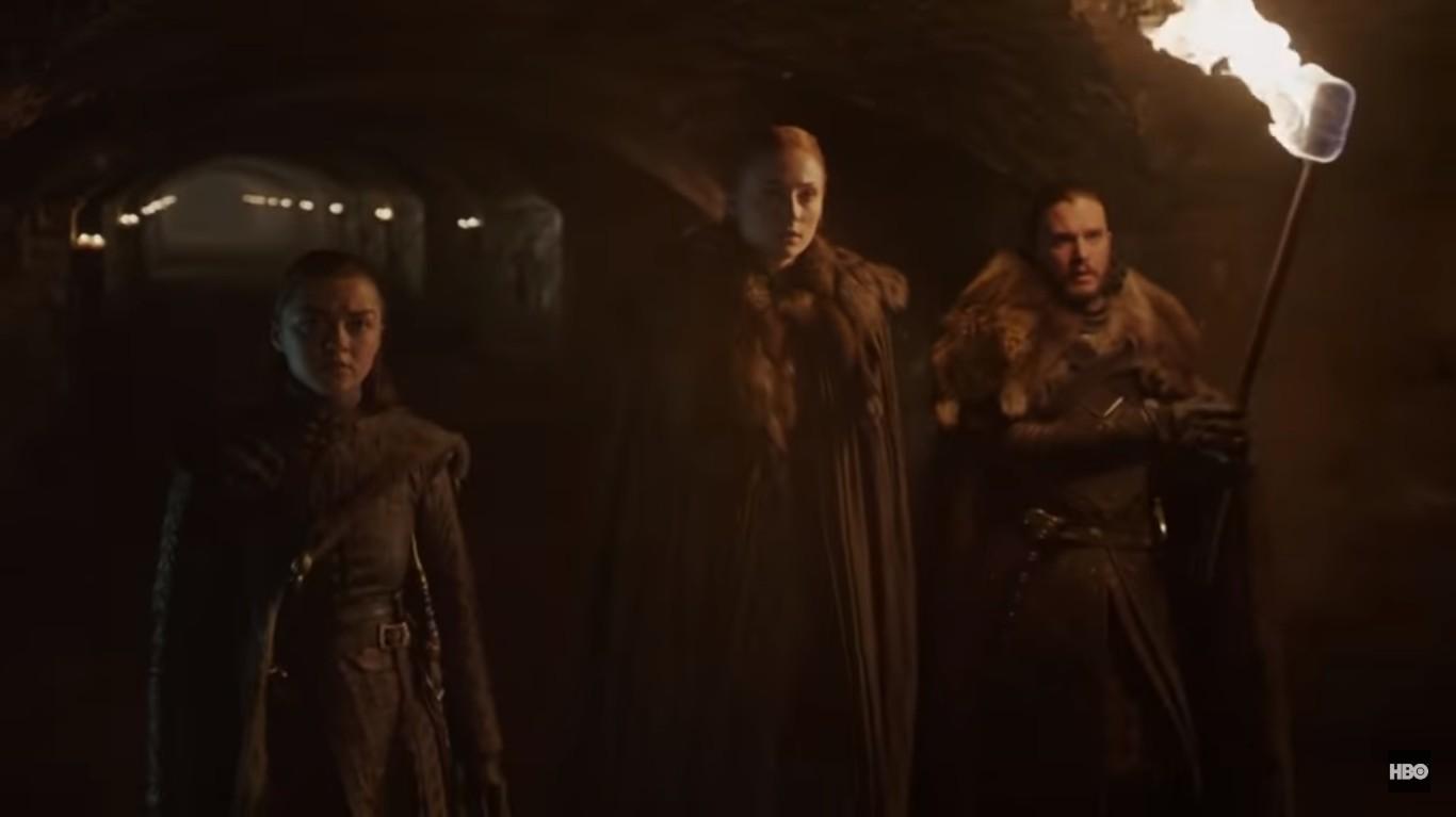 Game of Thrones estreia em 14 de abril (Foto: Reprodução/HBO)