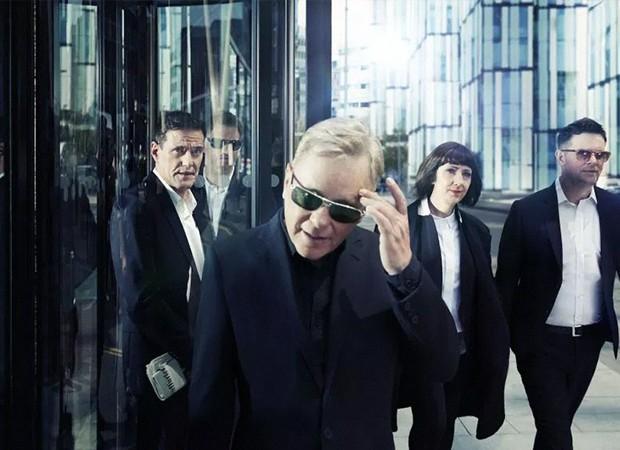 New Order anuncia show no Espaço das Américas (Foto: Divulgação)