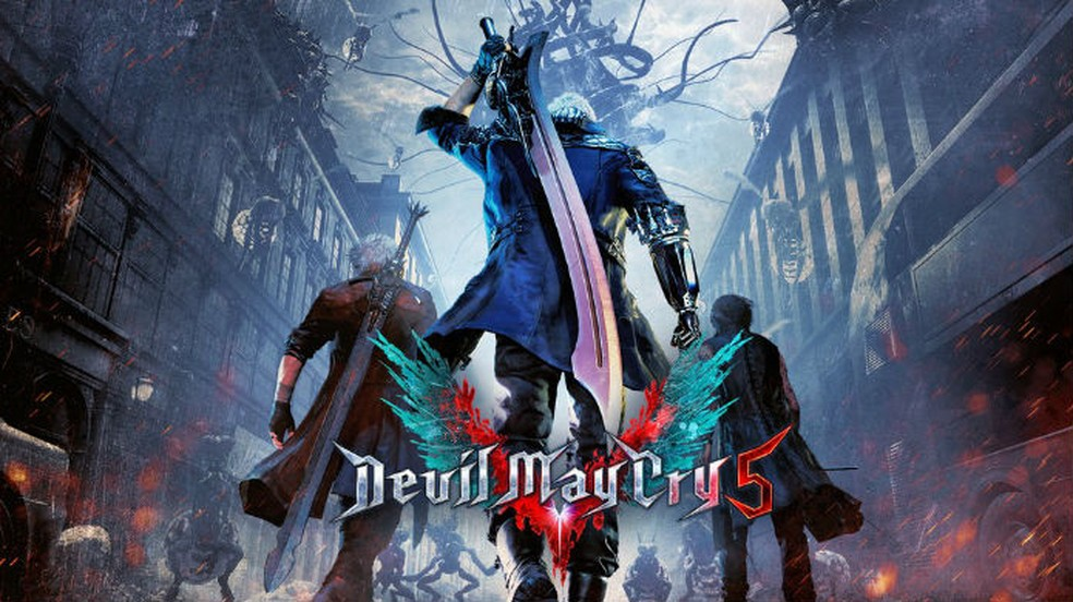 Recém-lançado, Devil May Cry 5 já tem desconto — Foto: Divulgação / Capcom