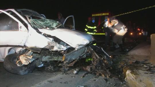 Quatro pessoas morrem em acidentes em rodovias do Sul de Minas