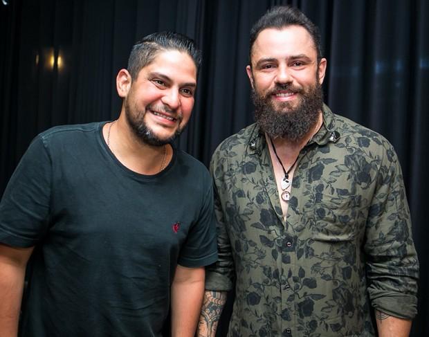 Jorge e Mateus (Foto: Adriel Douglas)