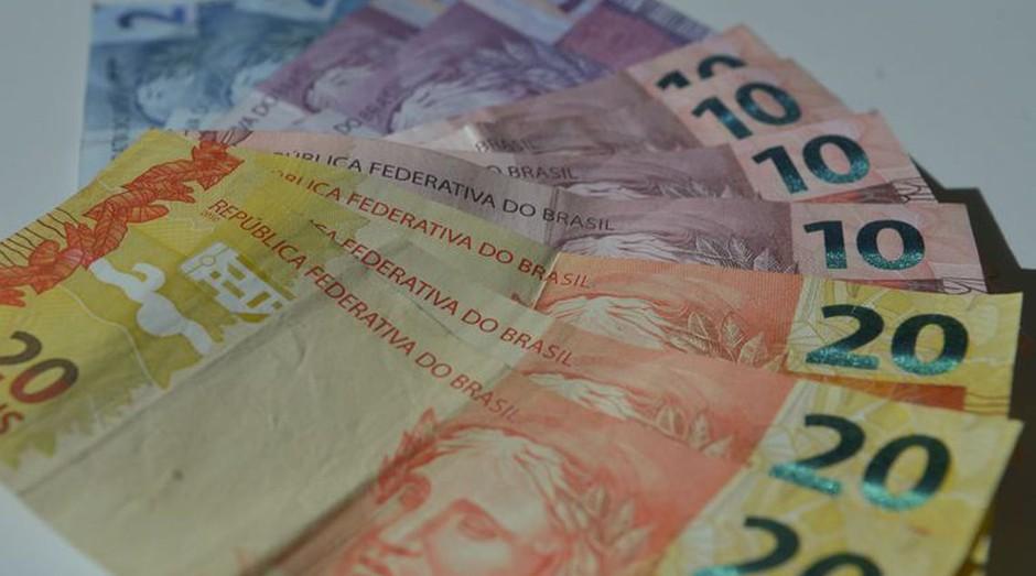 Dinheiro; real (Foto: Marcello Casal/Agencia Brasil)