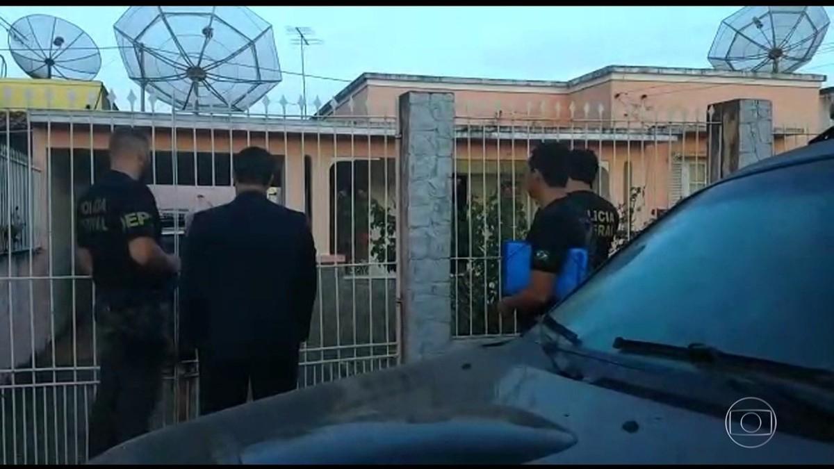 Polícia Federal deflagra nova etapa de operação que investiga esquema de fraude na Previdência do RJ