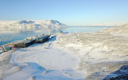Brasil reinaugura maior centro pesquisas da Antártica