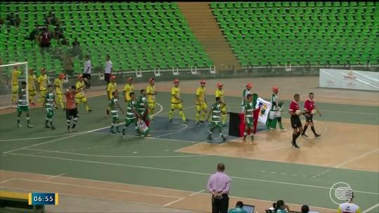 Taça Brasil: Brasília vence, se classifica e põe Campo Largo na semifinal