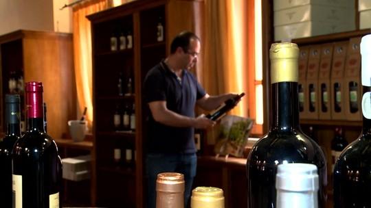 EXTRA: Oliena, na Sardenha, produz o vinho da longa vida: Cannonau do tipo Nepente
