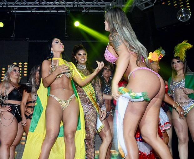 Miss Bumbum 2018 (Foto: Eduardo Martins/AgNews)