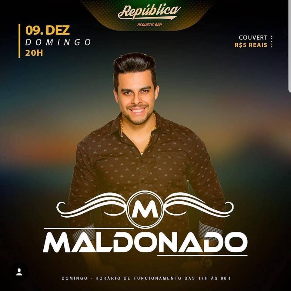 Cantor Maldonado leva sertanejo ao aniversário de Paty do Alferes - Noticias