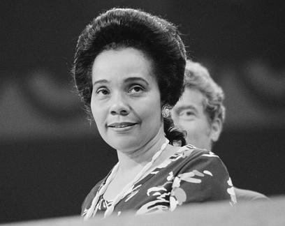 Coretta Scott King: conheça sua trajetória na luta por direitos civis