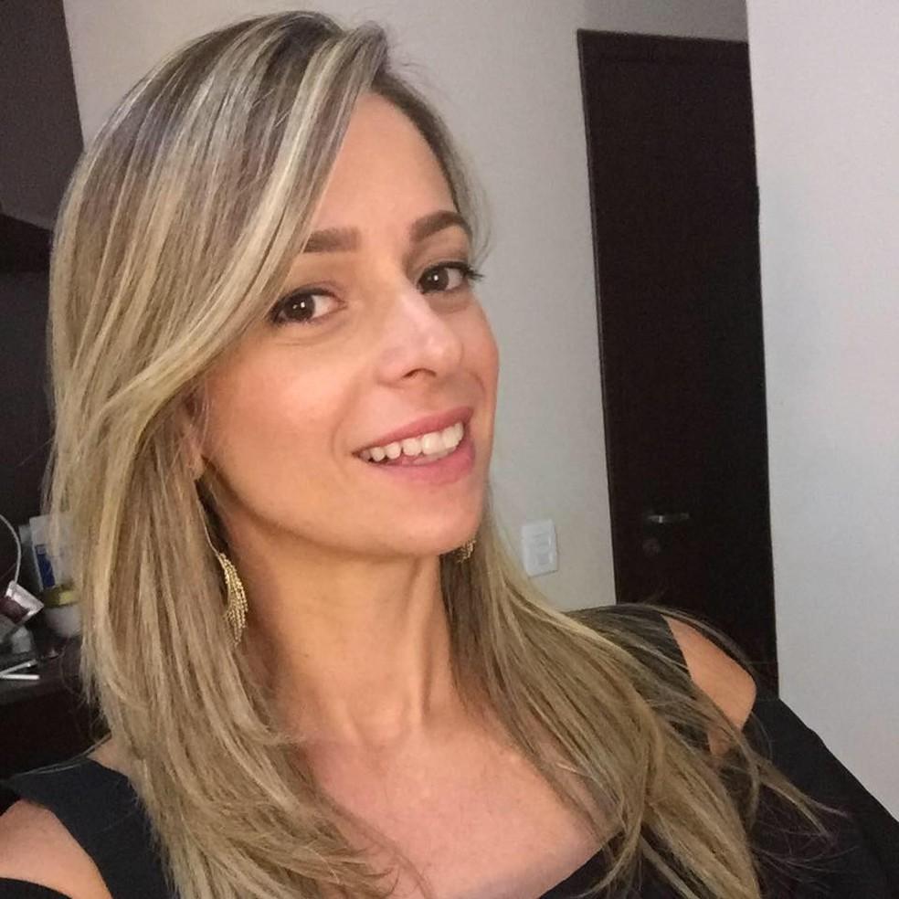 Ludimila morreu após ficar internada em estado grave na UTI do Hospital Geral de Palmas — Foto: Reprodução/Facebook