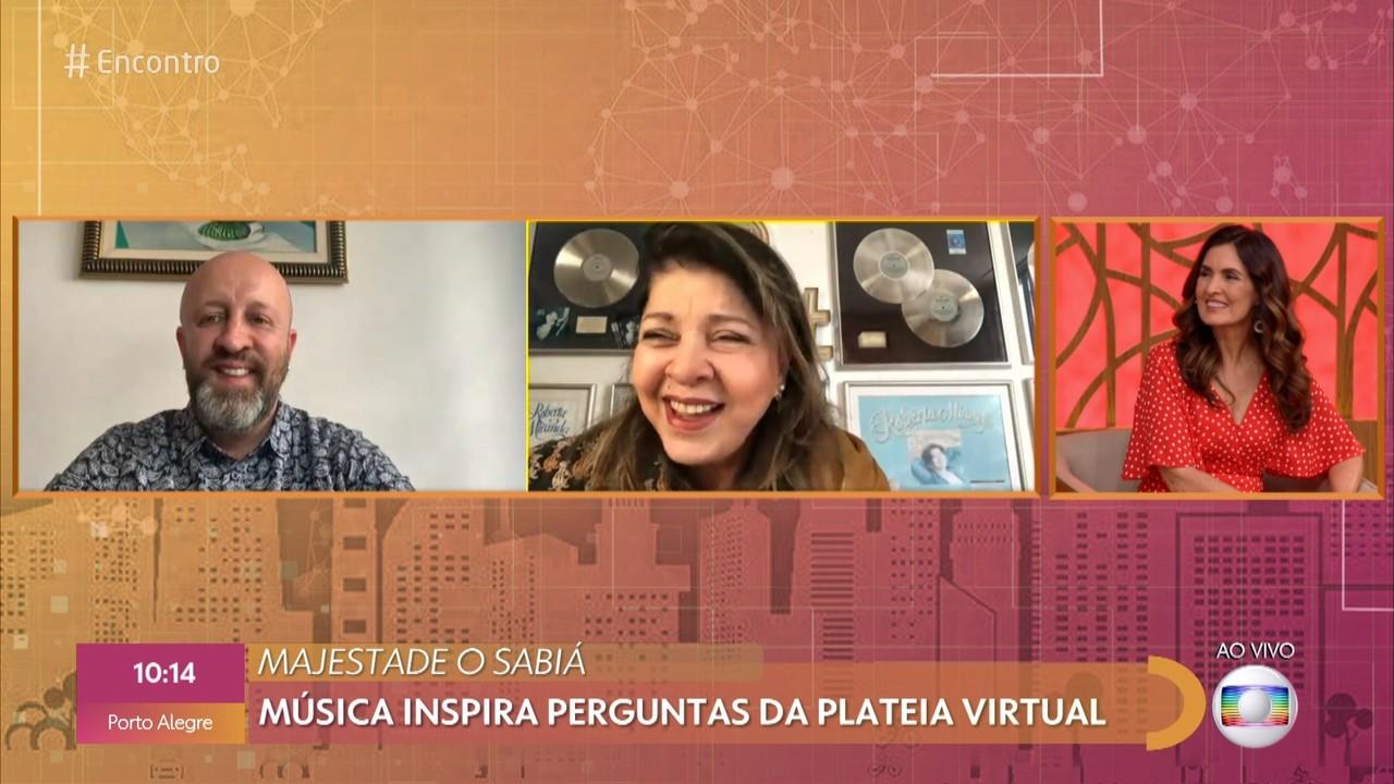 Músicas de Roberta Miranda inspiram dúvidas da plateia virtual