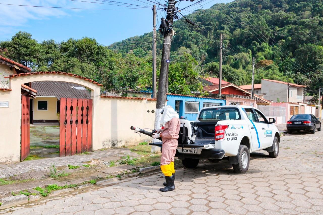 Mongaguá abre processo seletivo para agente de controle de endemias