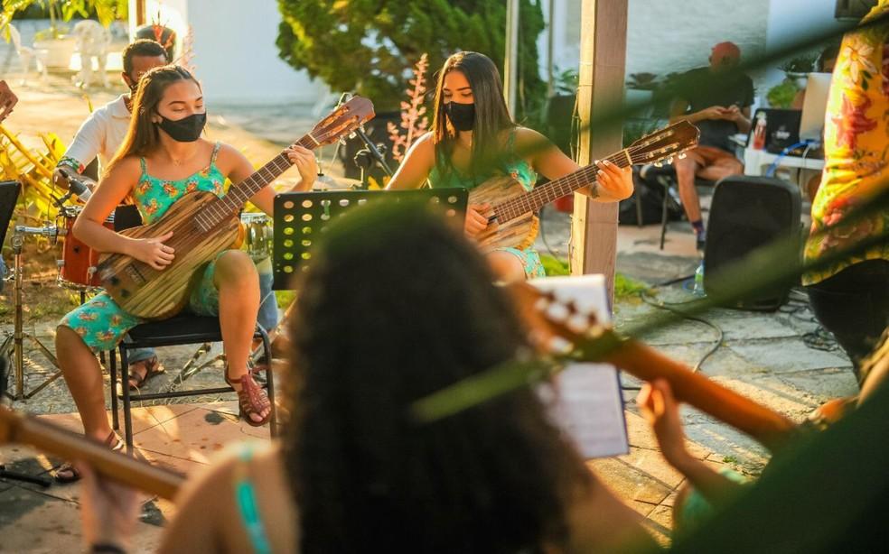 Festival de economia solidária reúne música, gastronomia e bate-papo — Foto: Divulgação