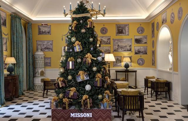 Missoni x Hotel de la Ville – Roma, Itália (Foto: Divulgação)