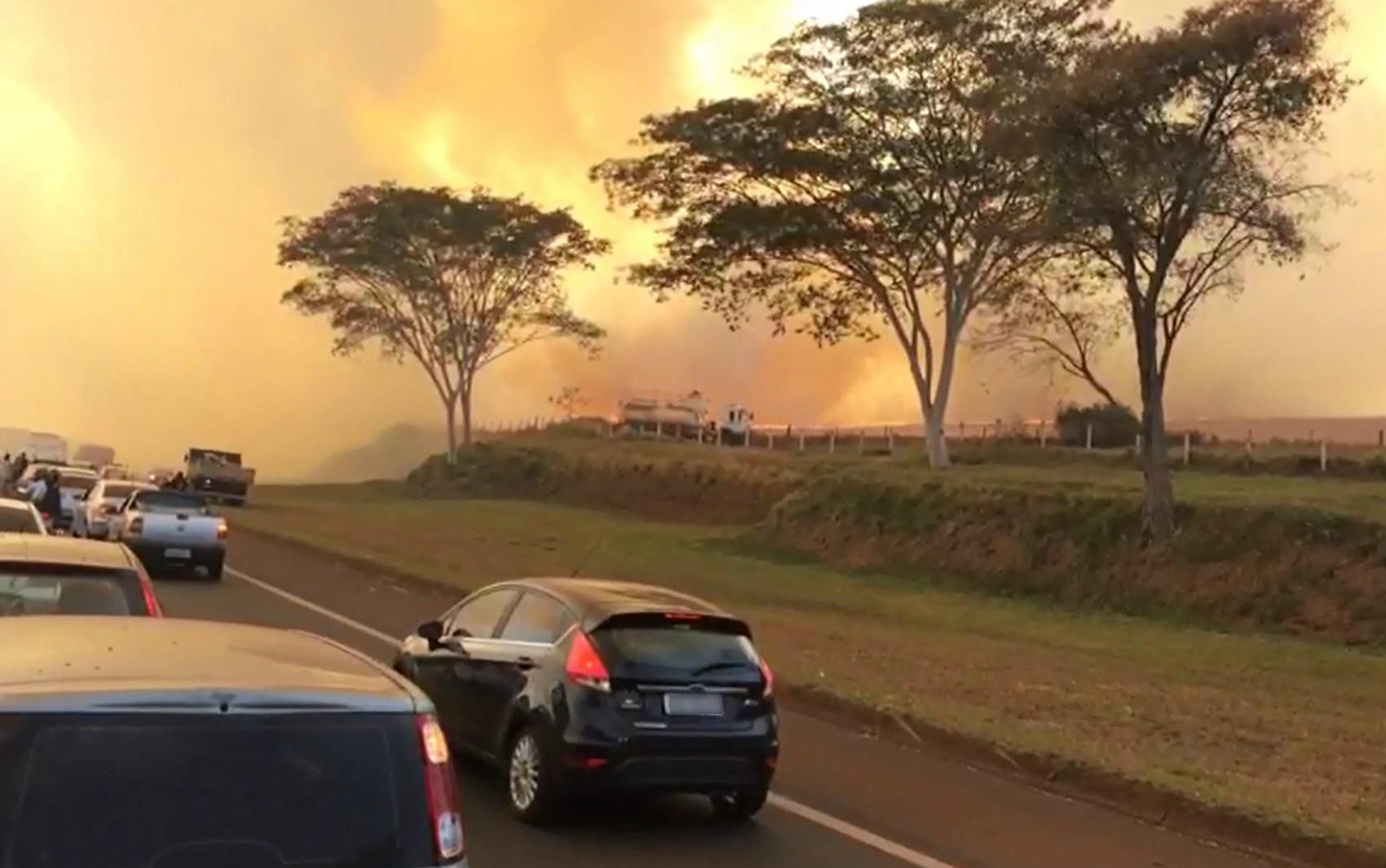 Com início da estiagem, Estado pede ajuda a produtores rurais após recorde de queimadas em 2017