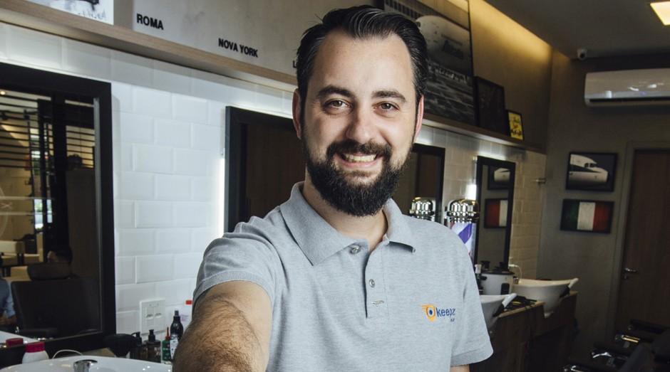 Rafael Servatti, cofundador da Keepz (Foto: Durval Lima)