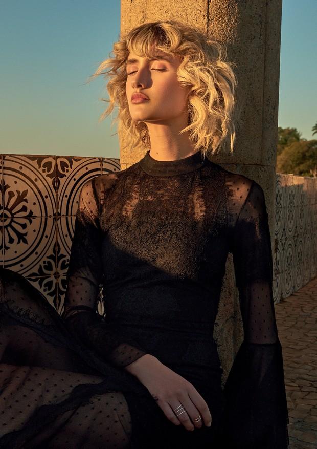 Enjoy the silence (Foto: Sergio De Rezende/Arquivo Vogue)