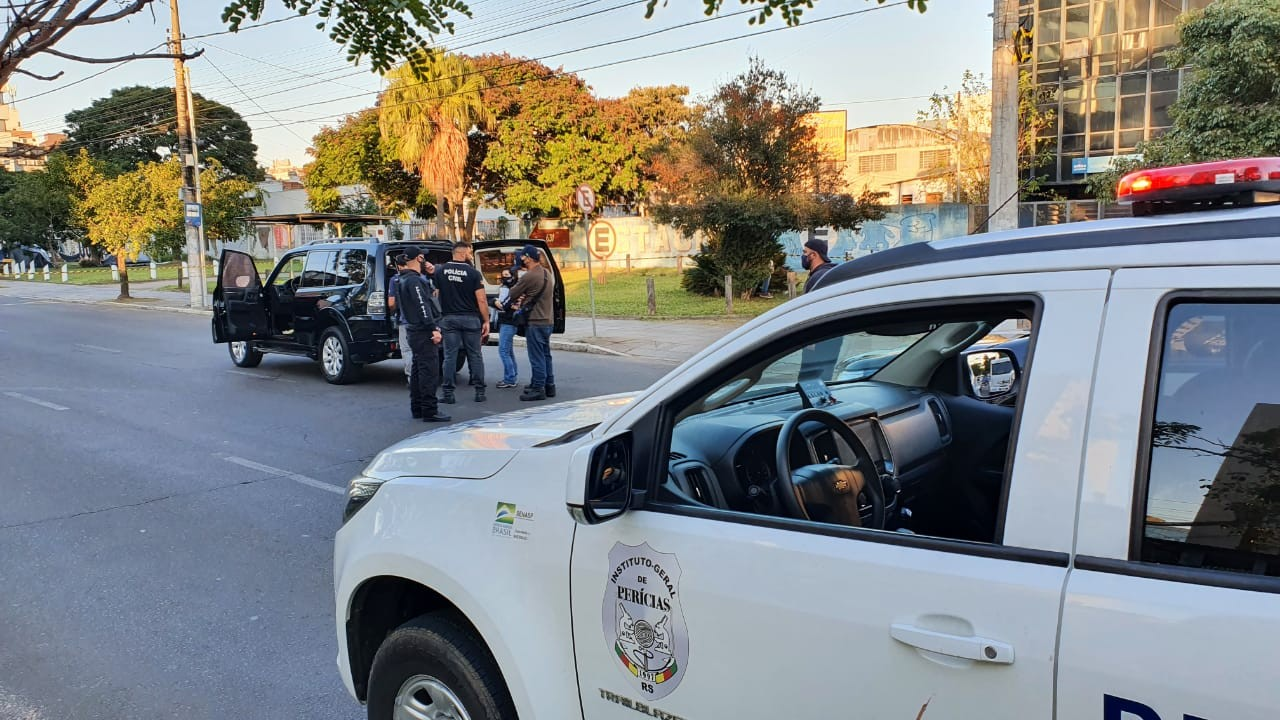 Homem de 72 anos é morto a tiros em Porto Alegre