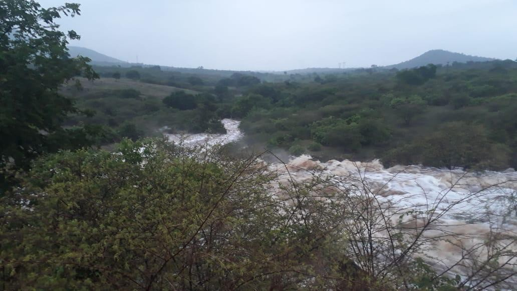 Municípios do Sertão paraibano registram chuvas de mais de 80mm nesta segunda-feira