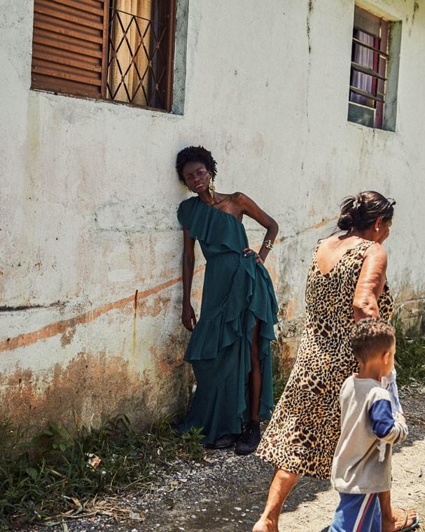 Projeto retrata a realidade dos negros retintos (Foto: Mylena Saza)