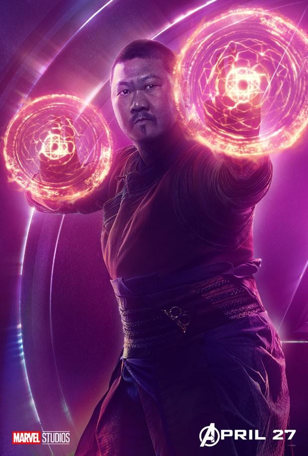 Marvel divulga novos cartazes individuais de Vingadores: Guerra Infinita (Foto: Divulgação/Disney)