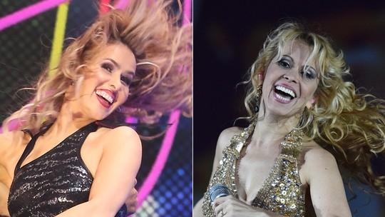 Leona Cavalli comenta comparações com Joelma no zouk do 'Dança dos Famosos'