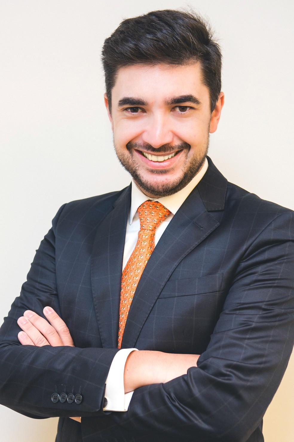 Alessandro Amadeu da Fonseca — Foto: Divulgação
