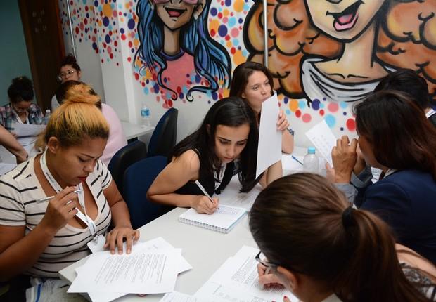 Womenwill, programa do Google de empoderamento de mulheres, chega ao Brasil. Meta da empresa é capacitar 10 mil mulheres em 2018 (Foto: Divulgação Google)