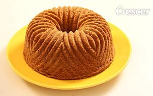Receita: faça um bolo de baunilha com as crianças