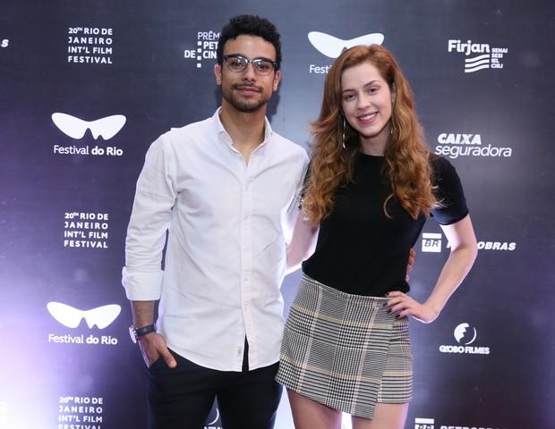 Sergio Malheiros e Sophia Abrahão   ( fotos Anderson Borde / AgNews ) (Foto: Anderson Borde/AgNews)