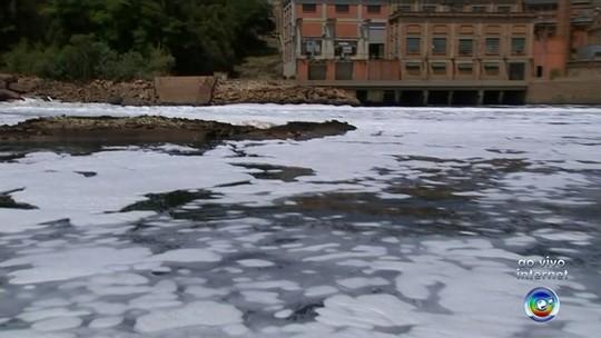 Relatório de ONG aponta diminuição da mancha de poluição no Rio Tietê