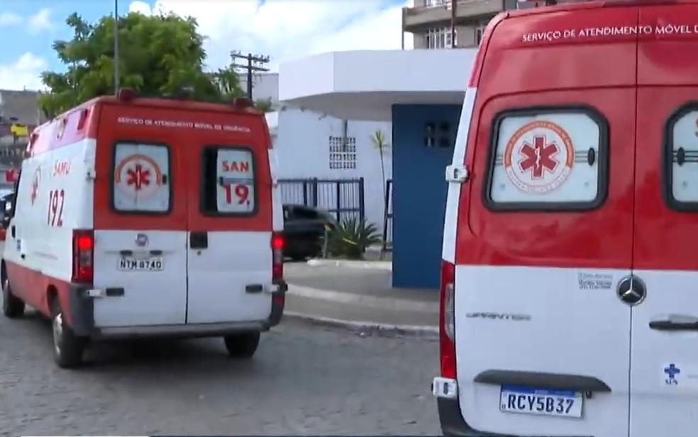 Atendimento da central telefônica do Samu pelo telefone 192 é suspenso após problema técnico — Foto: Reprodução / TV Bahia