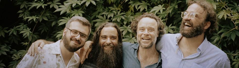 Los Hermanos — Foto: Caroline Bittencourt / Divulgação