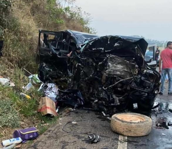 Vítimas de acidente na MG-184, Mãe e filhos serão enterrados em Poços de Caldas