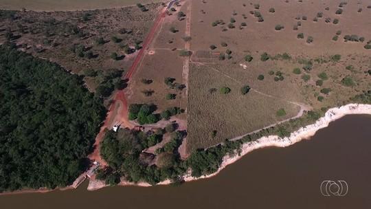 MPF e MP entram com ação para proibir que fazendeiro retire água do Rio Araguaia para agricultura