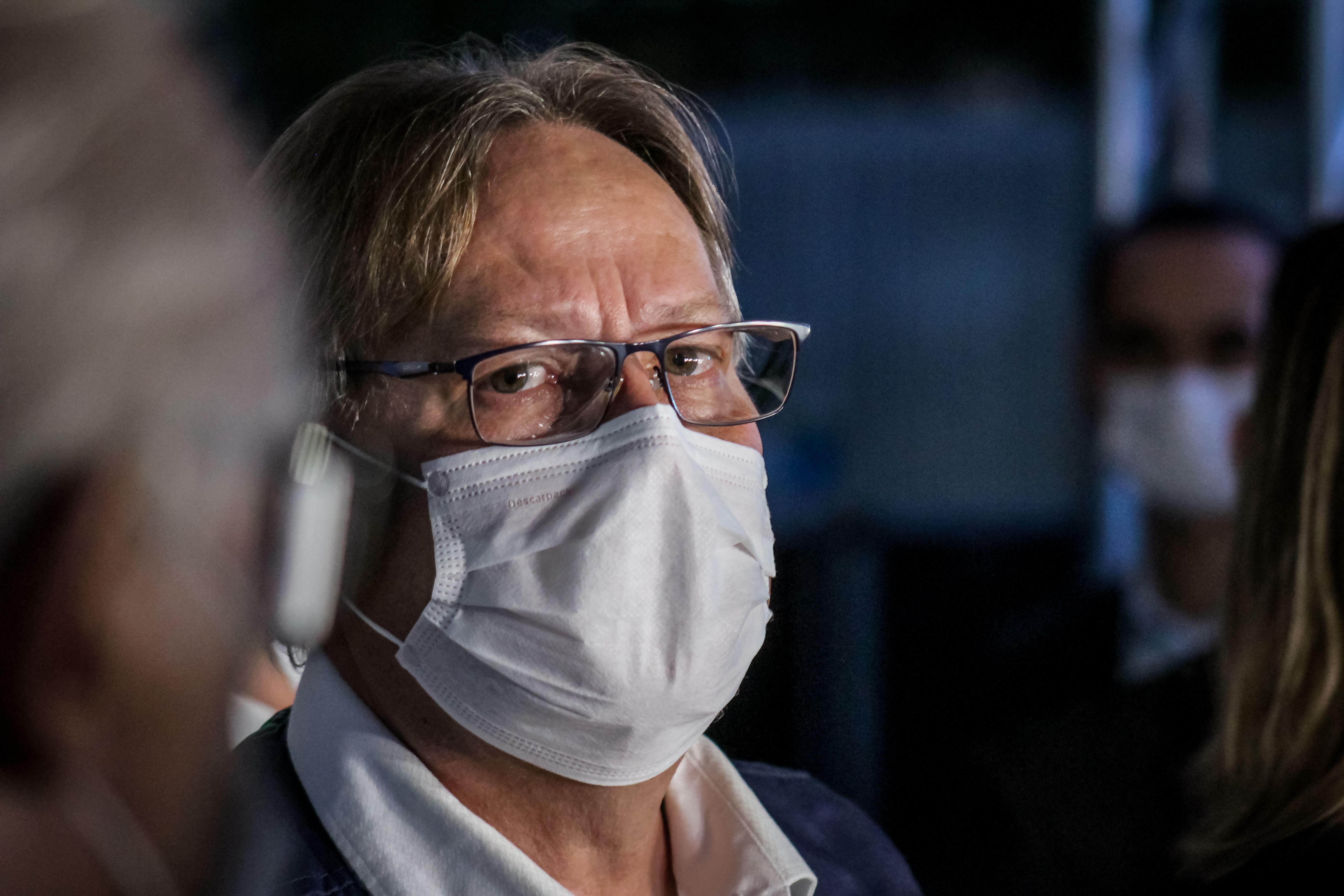 Secretário de Saúde de MT deve passar por mais exames para confirmar reinfecção de coronavírus