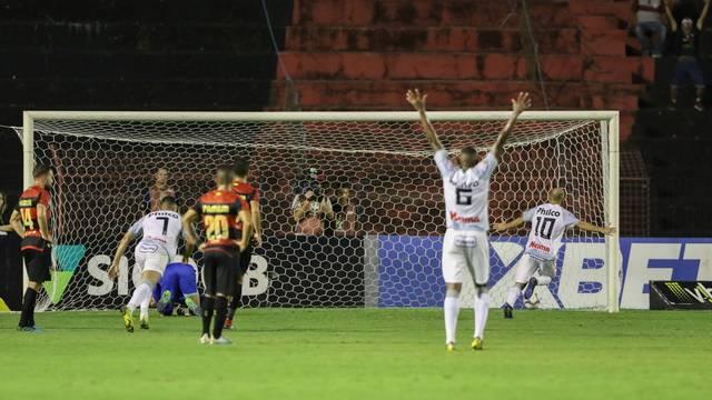 Marcelo fez gol de pênalti