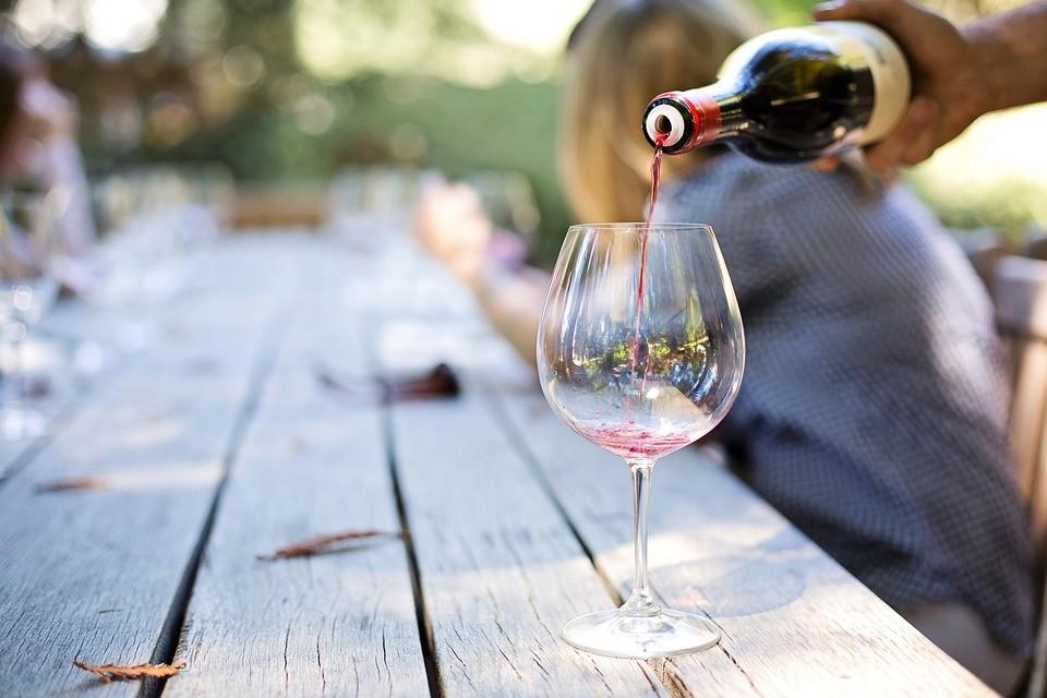 Substância presente nas cascas das uvas bloqueia enzima relacionada ao controle de estresse no cérebro (Foto: Pixabay)