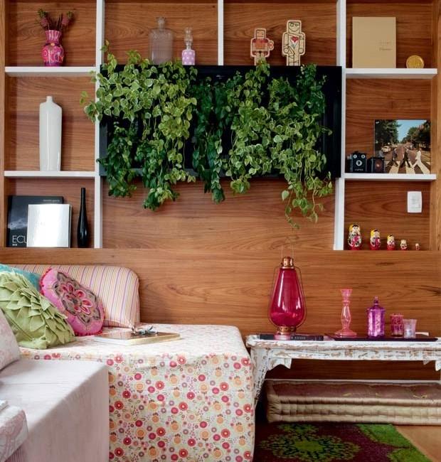 Projeto da designer de interiores Amanda Borges (Foto: Marcelo Magnani/Editora Globo)