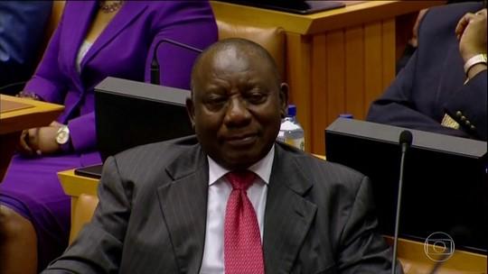 Parlamento elege novo presidente da África do Sul após renúncia de Zuma
