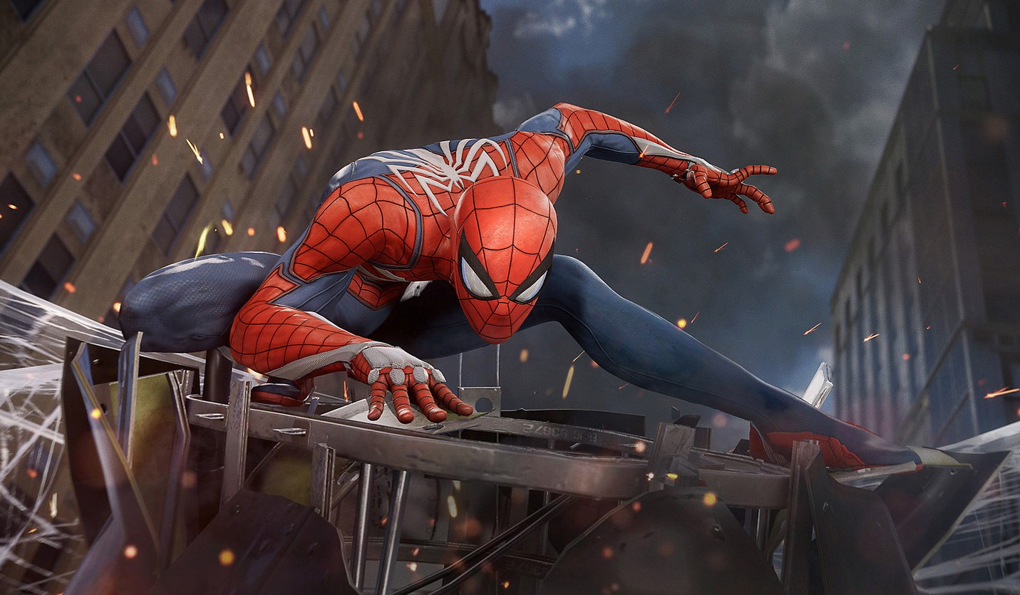 O Novo Homem Aranha Dos Videogames Nao Tem Nada Ver Com O Peter