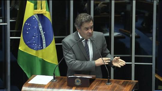 Segunda turma do STF decide desarquivar inquérito contra Aécio Neves