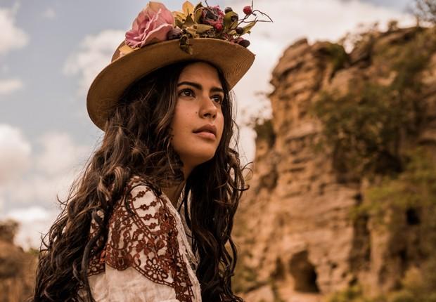 2016: Na fase inicial de 'Velho Chico', atriz interpretou Maria Tereza na adolescência (Foto: Divulgação/TV Globo)