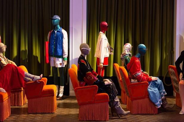 Inauguração Gucci Woolster (Foto: Carl Timpone/BFA.com)